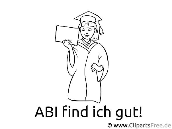 Abschlussdiplom - Studium Malvorlagen