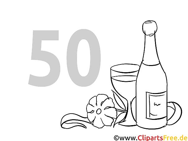 Geburtstag Glückwünsche Zum 50 Geburtstag Kostenlos Ausdrucken