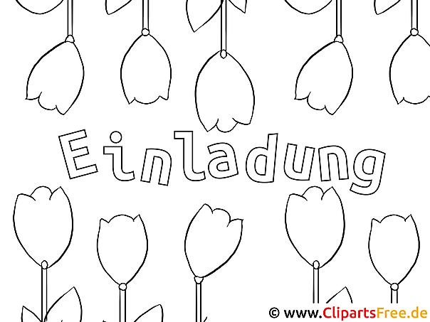 Großzügig Tulpe Malvorlagen Ideen - Malvorlagen Von Tieren - ngadi.info