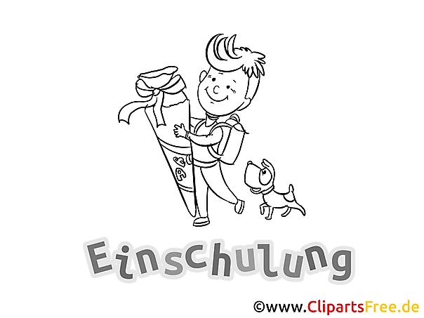 Tolle Malvorlagen Kindergarten Ersten Tag Zeitgenössisch - Entry ...