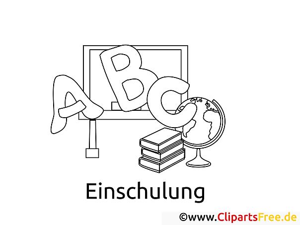 Großzügig Malvorlagen Für Die Schule Galerie - Malvorlagen Von ...