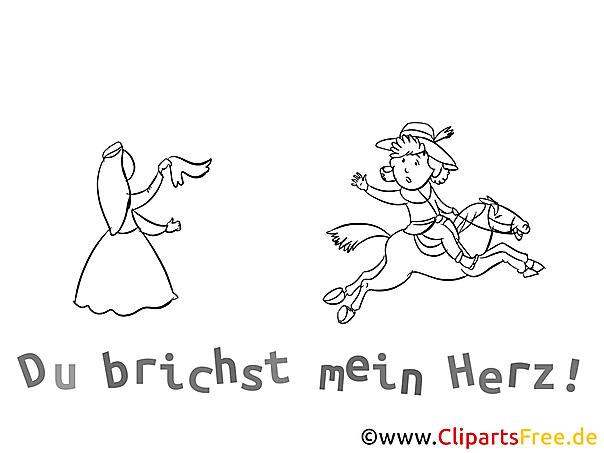 Wunderbar Malvorlagen Prinz Und Prinzessin Fotos - Entry Level ...