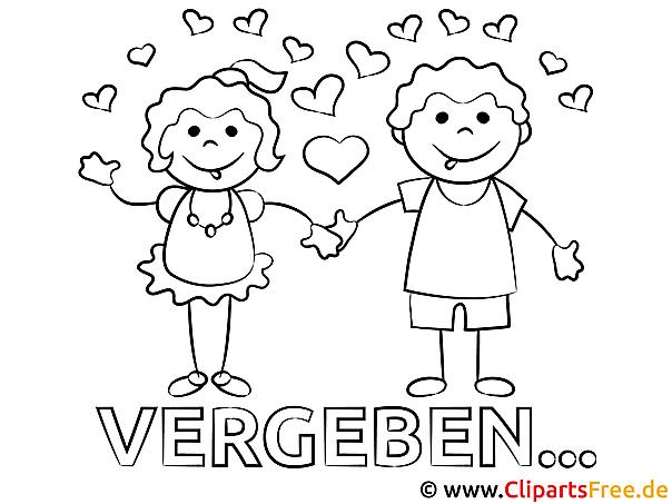 Fantastisch Liebe Bilder Zum Ausmalen Ideen - Framing Malvorlagen ...