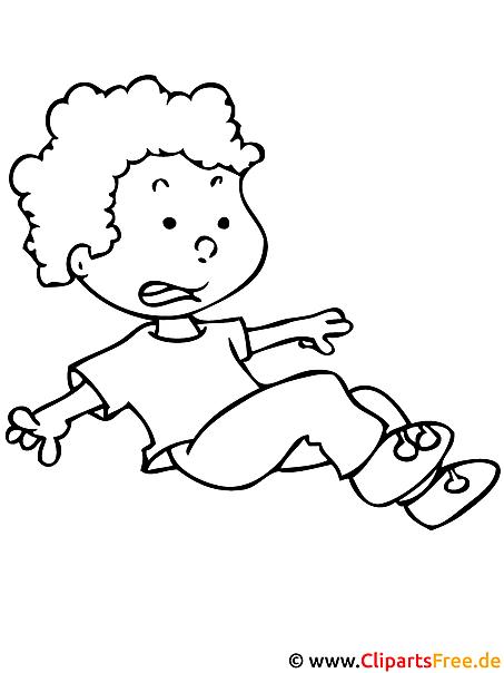 Kind Ausmalbild - Menschen Ausmalbilder