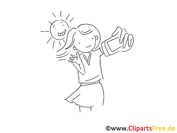 Free online Coloring Picture for Girls