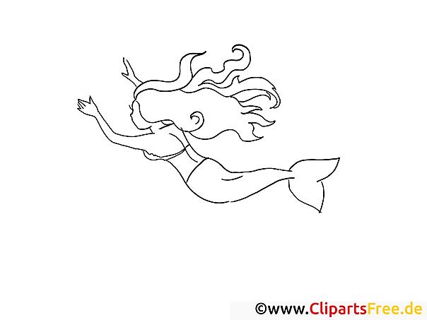 Ausmalbilder Topmodel Meerjungfrau : Gro Artig Meerjungfrau Malvorlagen Zeitgen Ssisch Malvorlagen Von