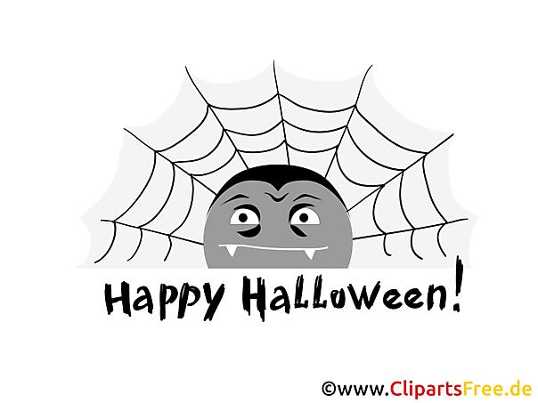 Großzügig Halloween Spinnennetz Malvorlagen Bilder ...