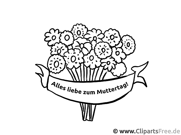Blumen für Mama - Glückwunschkarten zum Muttertag selbst basteln