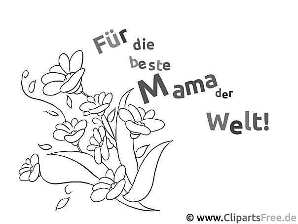 Großzügig Beste Mama Malvorlagen Fotos - Malvorlagen Von Tieren ...