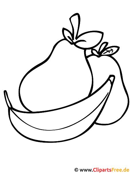 früchte malvorlage kostenlos