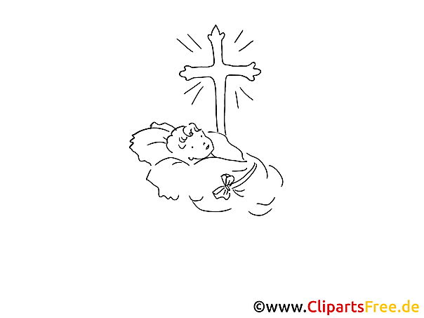 Taufkind Malvorlagen und kostenlose Ausmalbilder