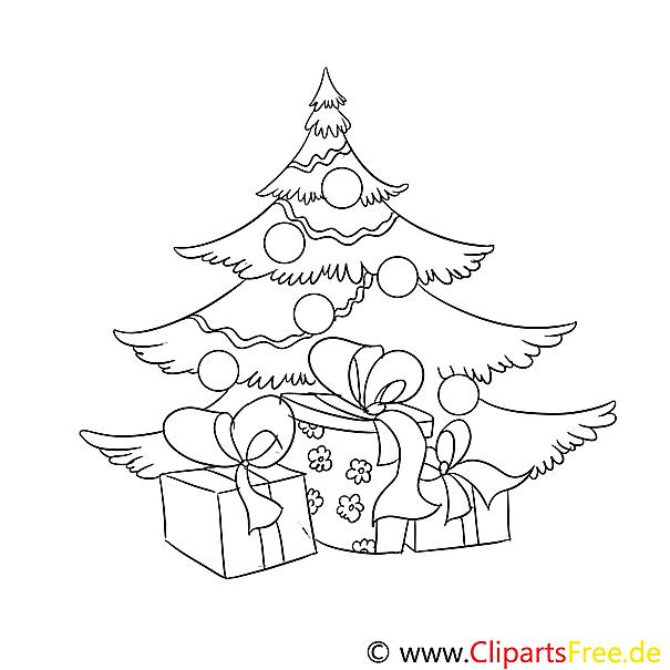 Fantastisch Free Christmas Malvorlagen Zum Ausdrucken Ideen ...