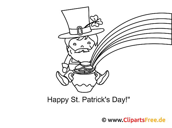 Gemütlich St. Patricks Day Malvorlagen Fotos - Beispiel Business ...
