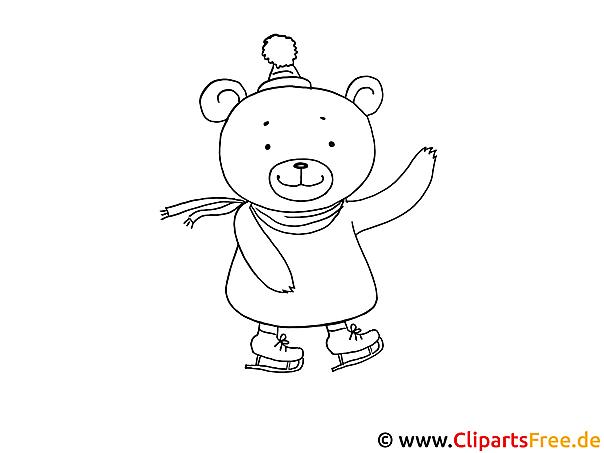 Berühmt Teddybär Bedruckbare Malvorlagen Galerie - Malvorlagen Von ...