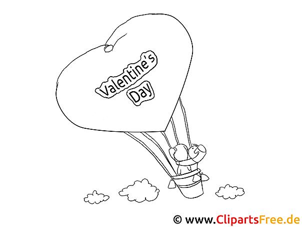 Niedlich Kostenlose Malvorlagen Valentinstag Fotos - Entry Level ...