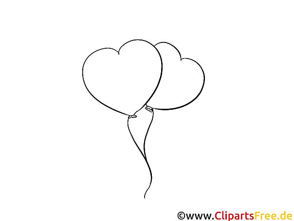 kostenlose luftballons