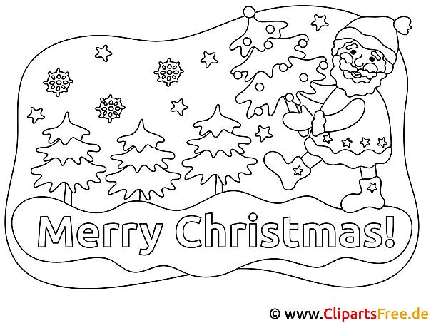 Bilder Weihnachten kostenlos zum Ausdrucken