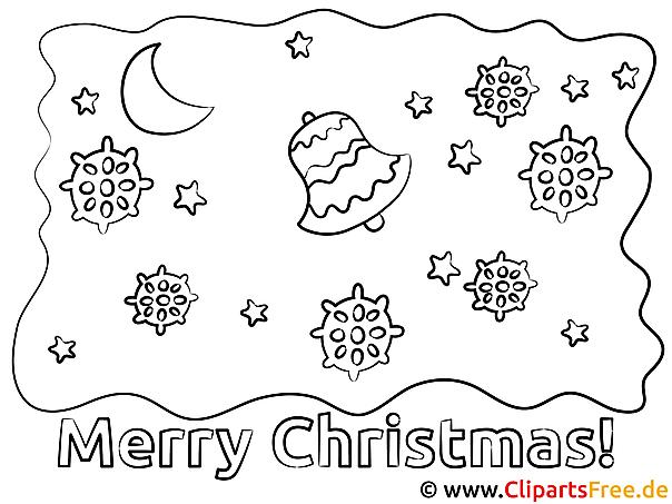 Bilder zum Ausdrucken Weihnachten