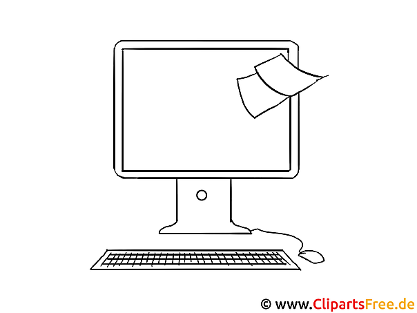 computer bilder zum ausmalen