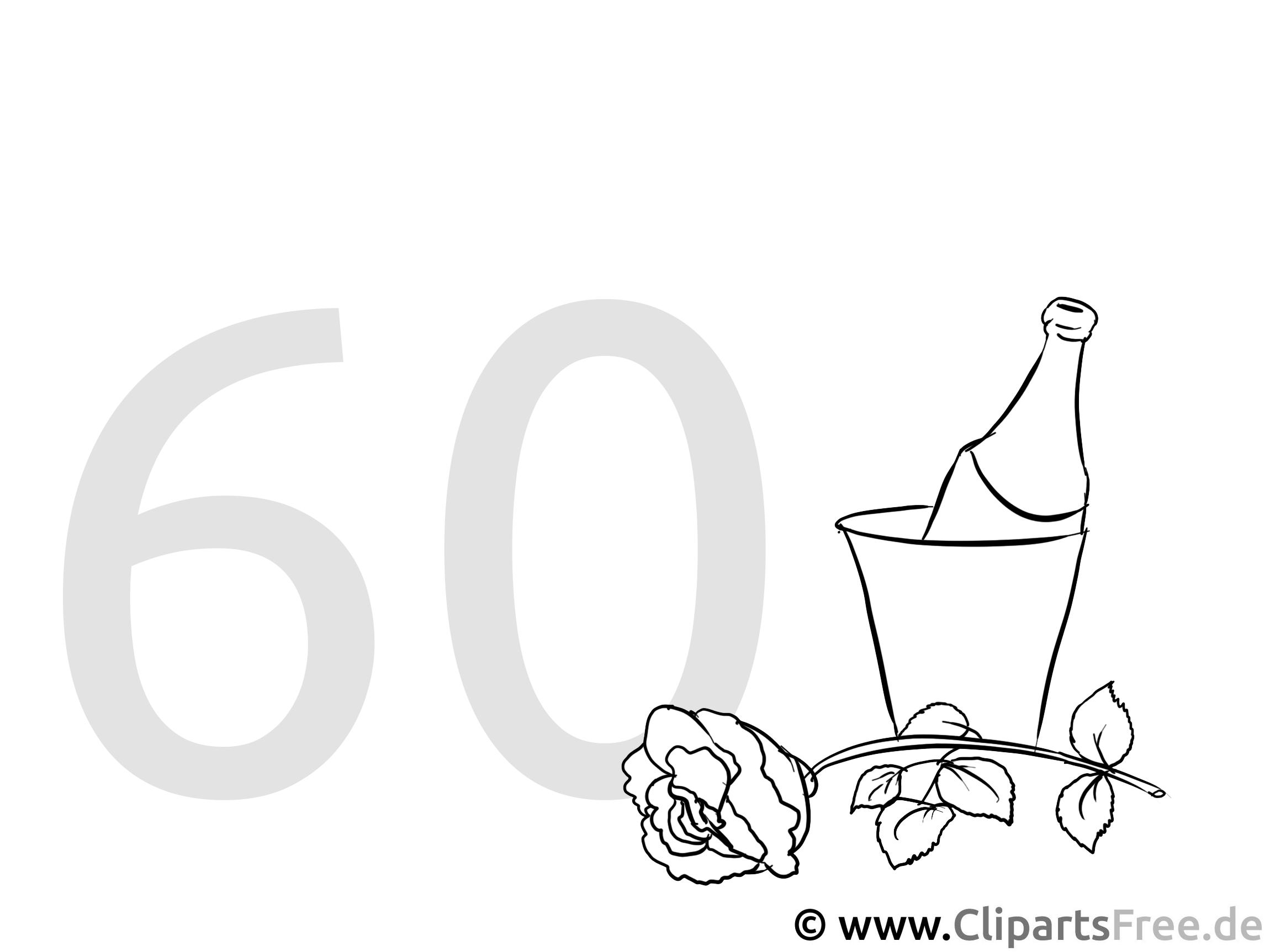 Ausmalbilder Opas Geburtstag : Ausmalbild Zum 60 Geburtstag Ausmalbilder