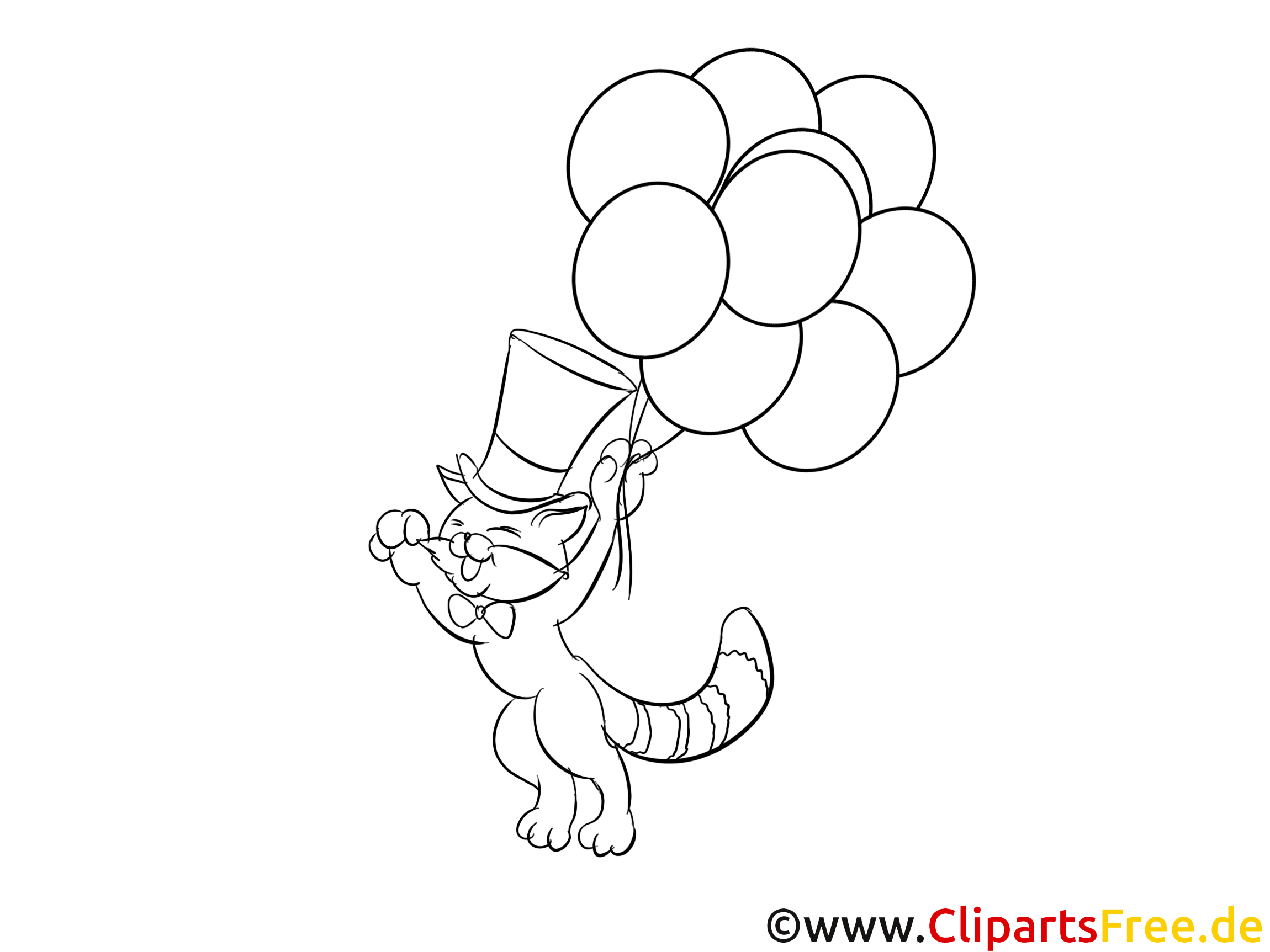 Tolle Ballon Malvorlagen Zeitgenössisch - Beispiel Anschreiben für ...