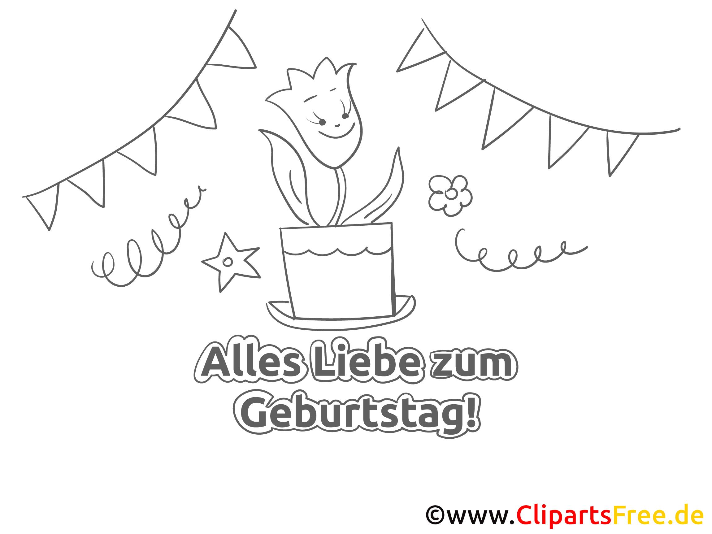 Ausmalbilder Blumenstrauß Geburtstag : Ausgezeichnet Malblatt Blumen Fotos Malvorlagen Ideen