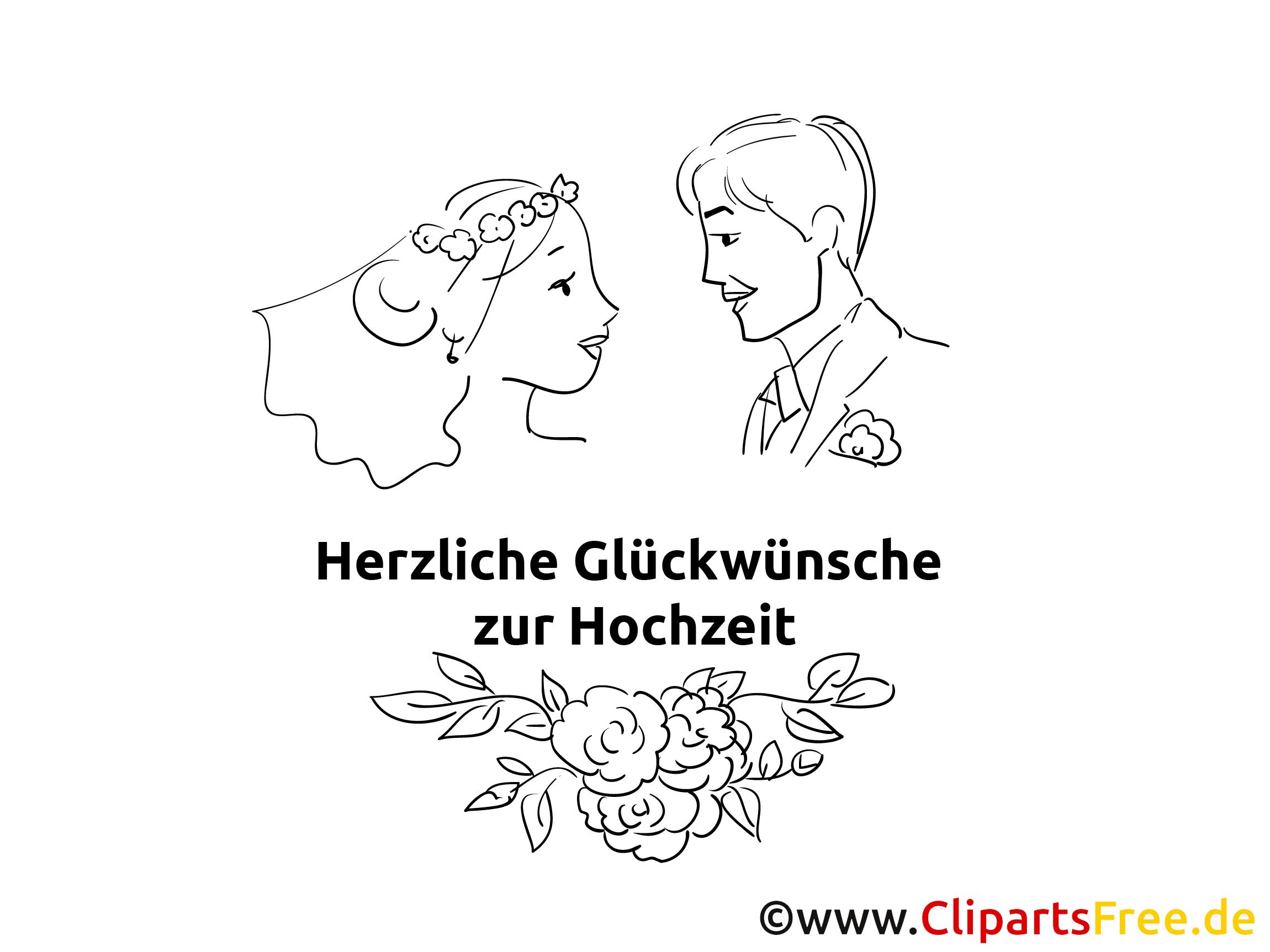 Hochzeit Ausmalbilder kostenlos zum Ausdrucken