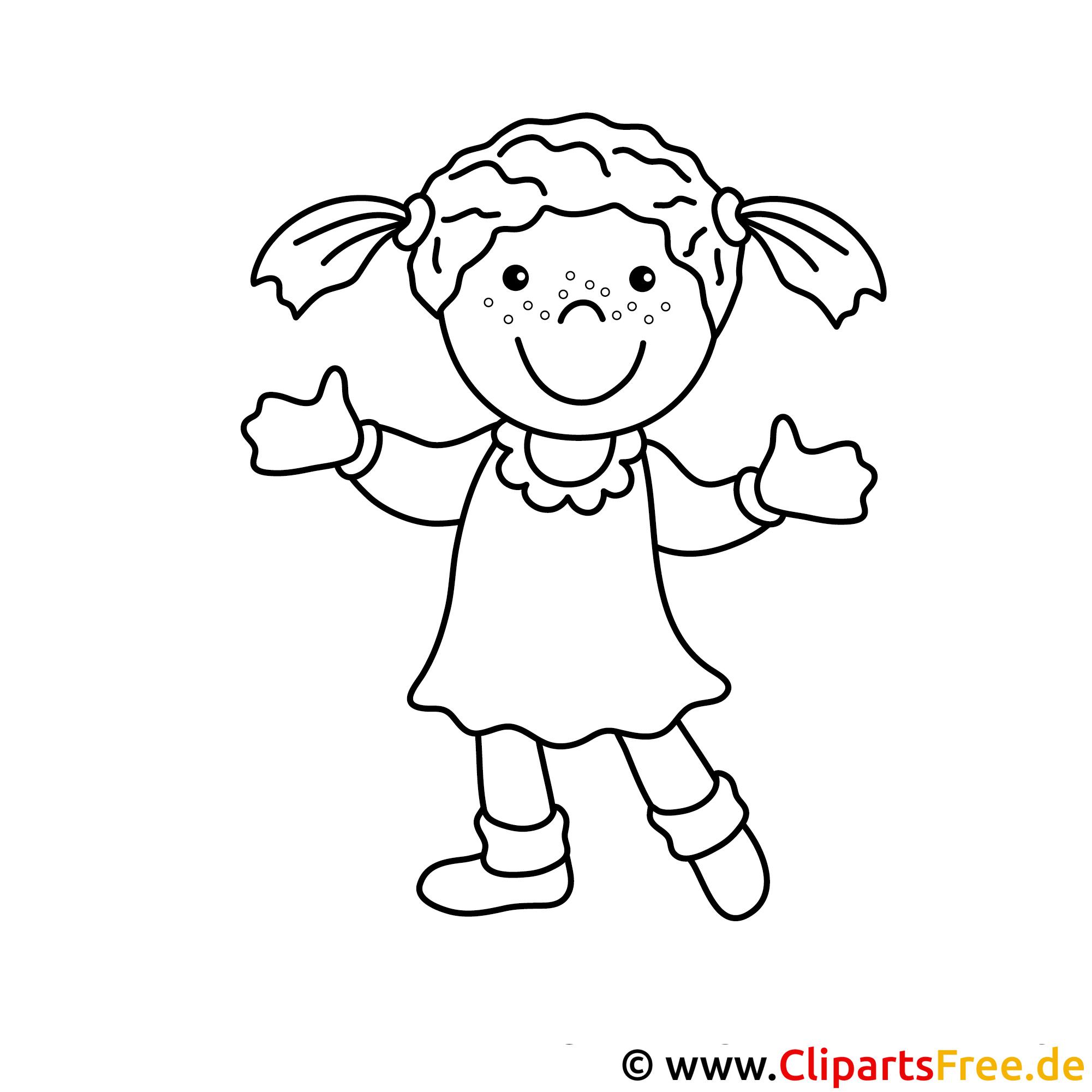 Malvorlagen Für Kinder: Kinder Malvorlagen