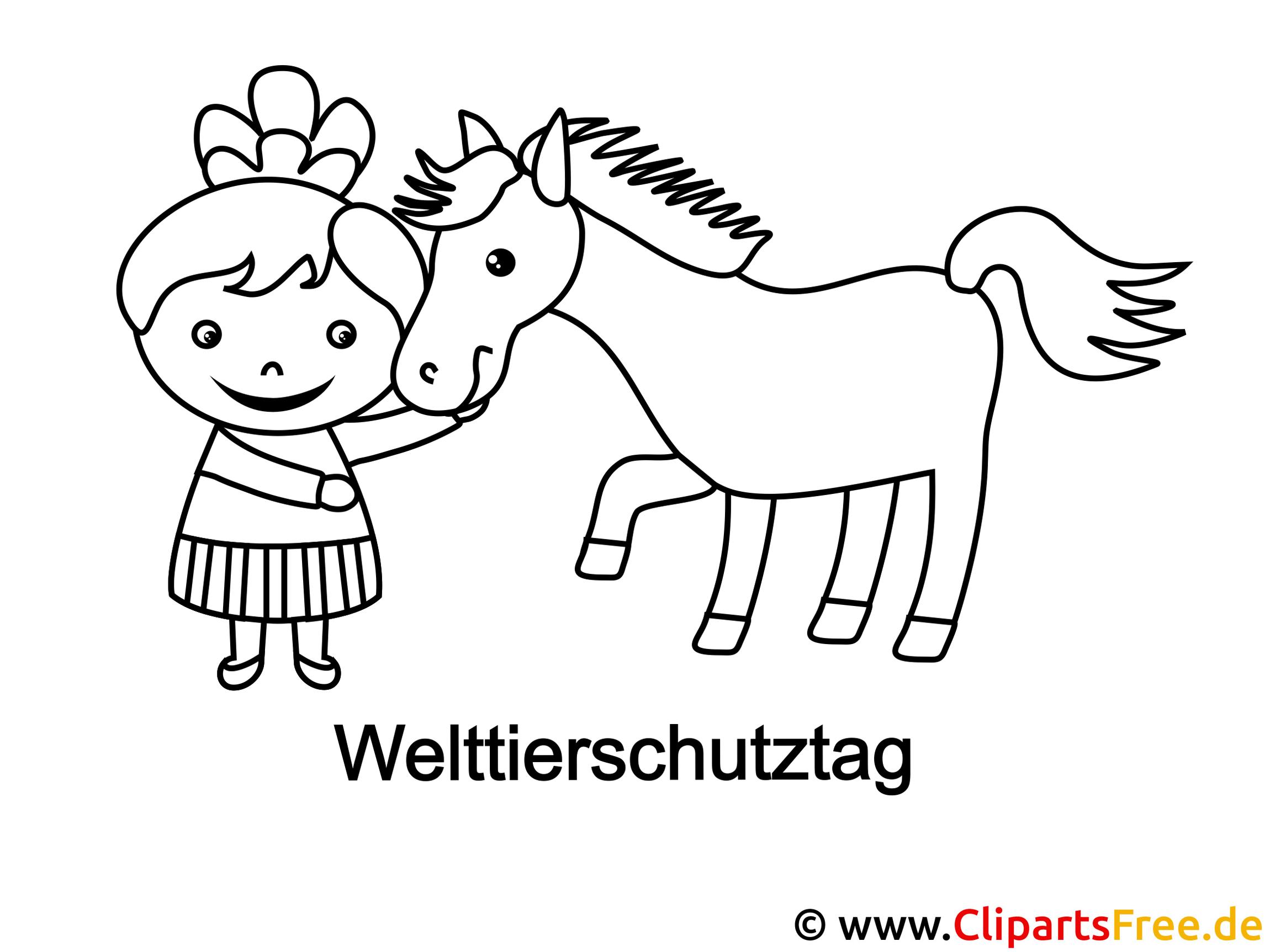 mädchen pony reiten ausmalbilder