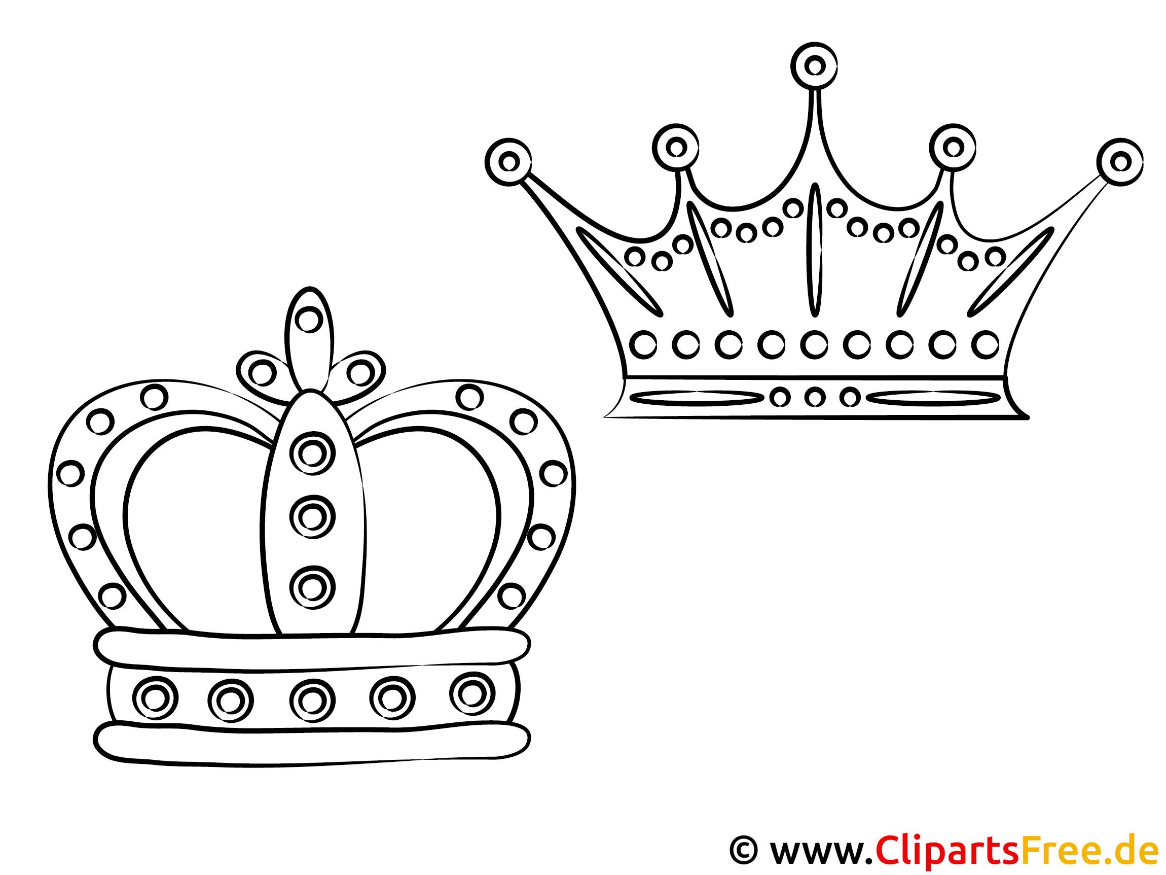 malvorlage krone prinzessin  Coloring and Malvorlagan