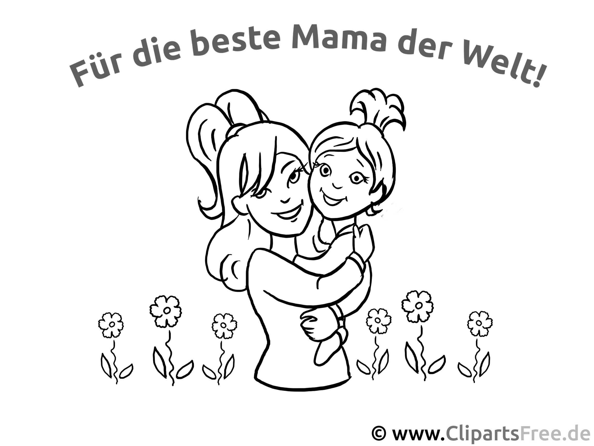 Beste Malvorlagen Für Mütter Geburtstag Fotos - Malvorlagen Von ...