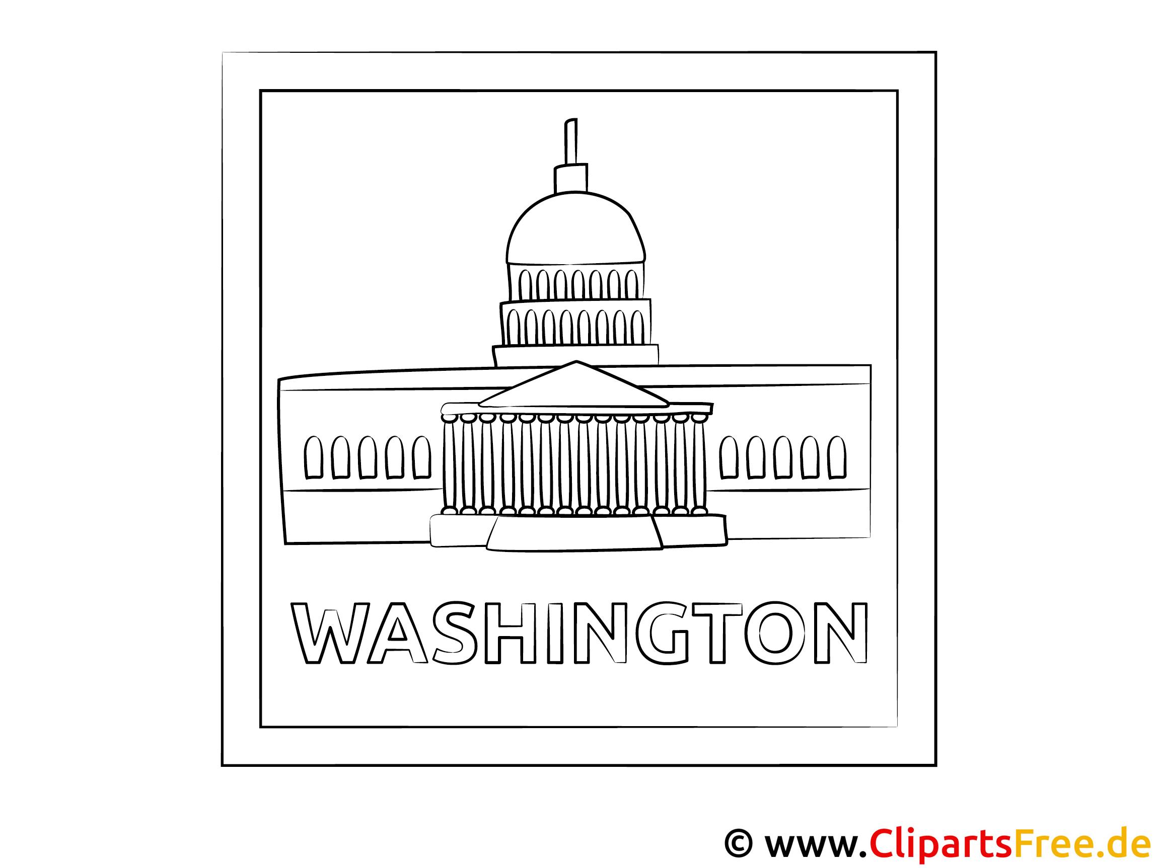 Ungewöhnlich George Washington Malvorlagen Aktivitäten Ideen ...