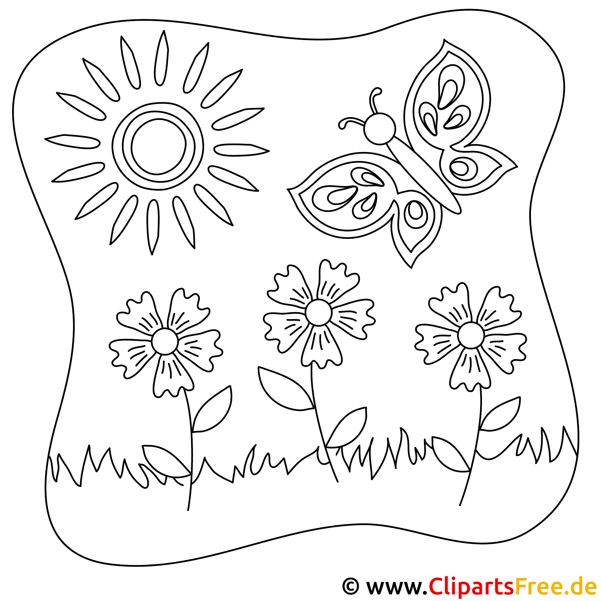 Malvorlagen Mandala Sommer My Blog