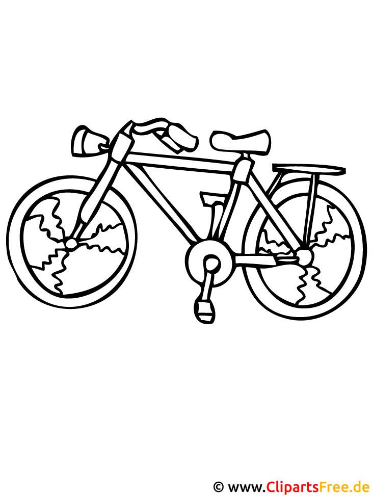 Gemütlich Malvorlagen Zum Thema Fahrradsicherheit Bilder - Entry ...