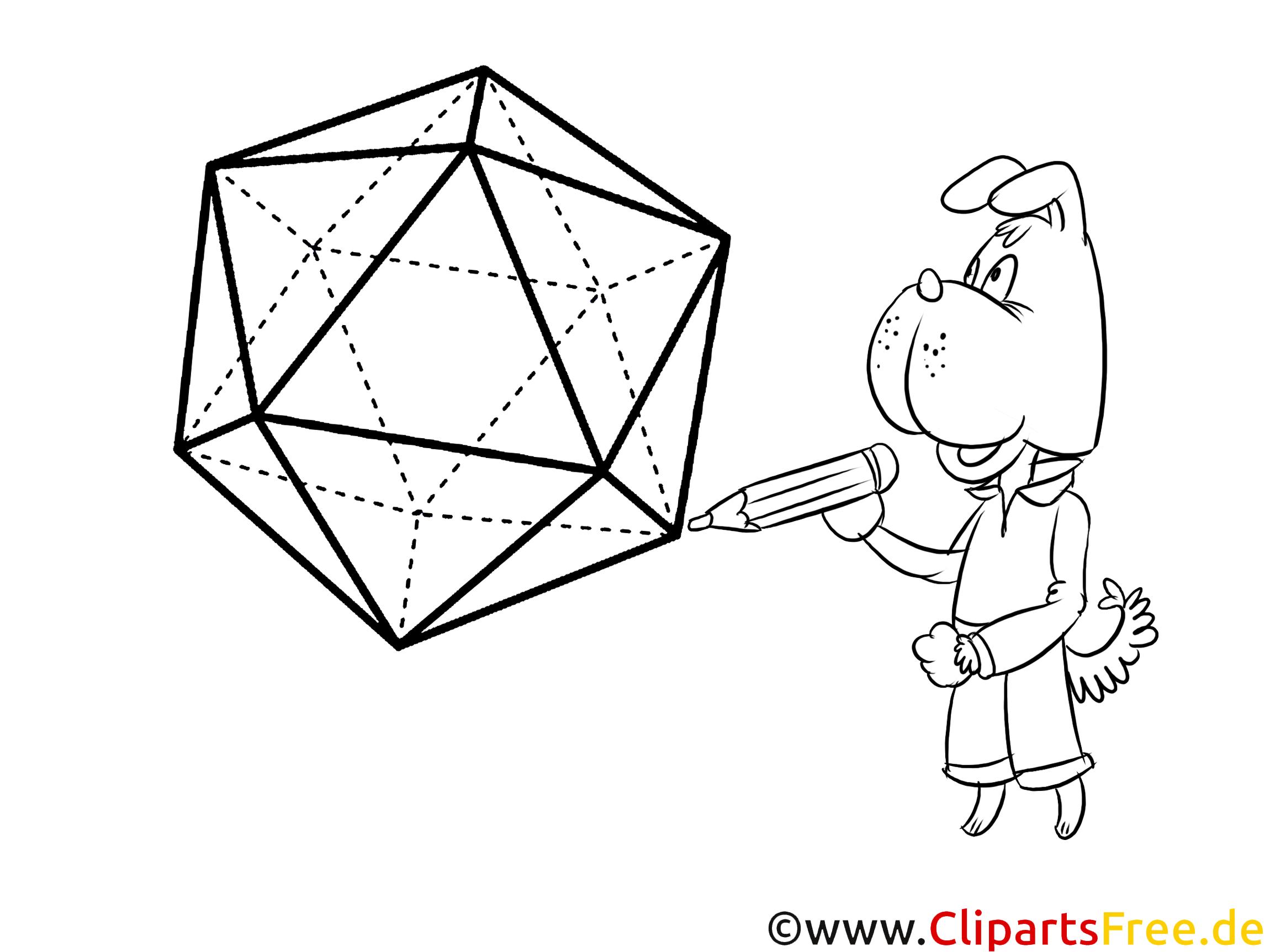 Großzügig Malvorlagen Formen Geometrisch Galerie - Beispiel ...