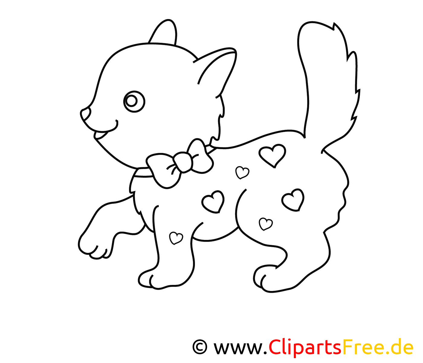 top 20 ausmalbilder katzen kostenlos drucken - beste