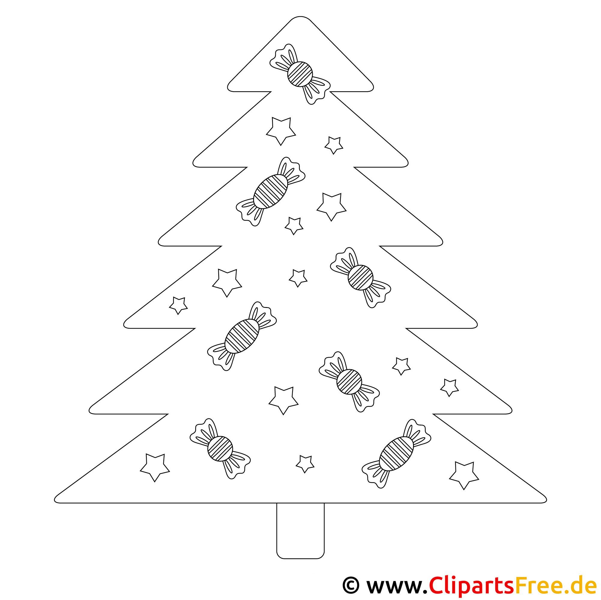 ausmalbild weihnachten tannenbaum. Black Bedroom Furniture Sets. Home Design Ideas