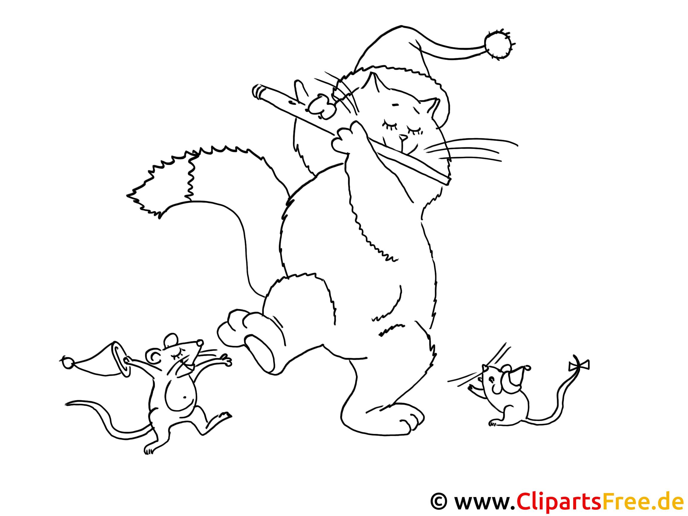 kinder ausmalen zu weihnachten