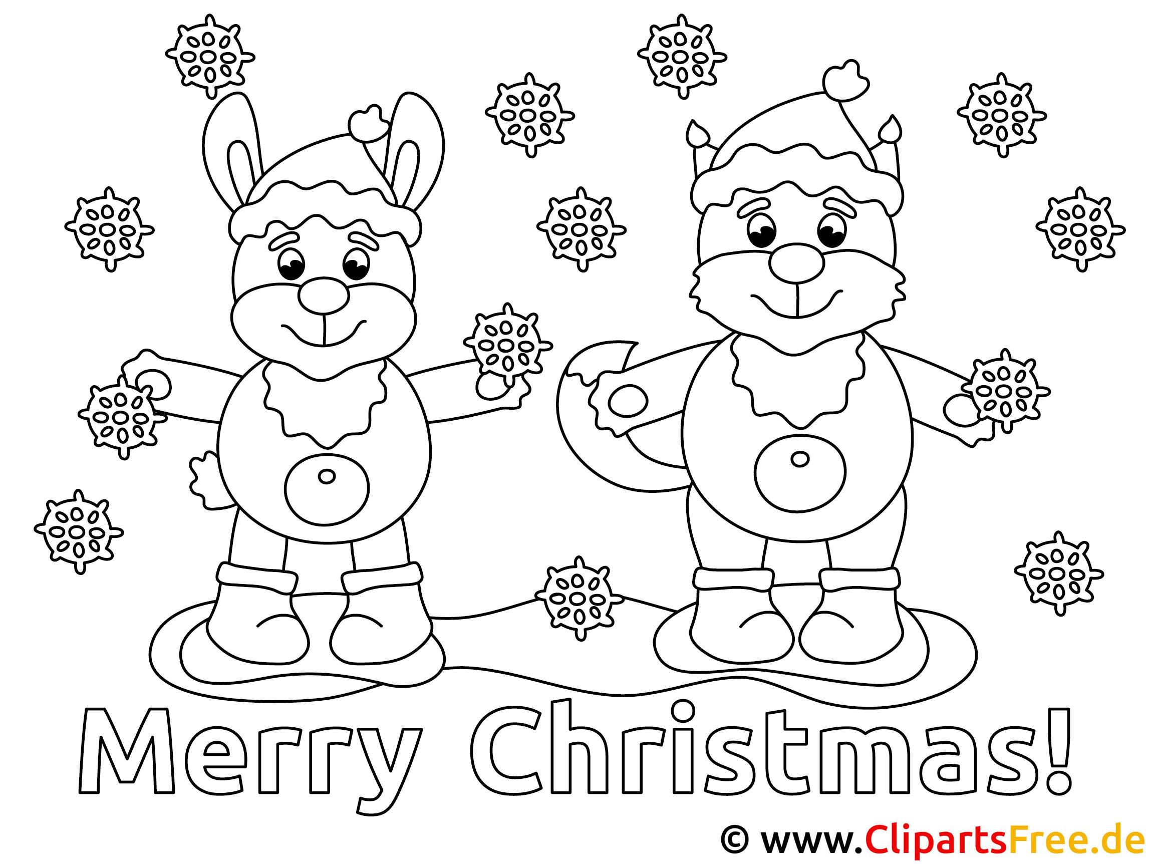 Malvorlagen weihnachten kostenlos ausdrucken for Xmas bilder kostenlos