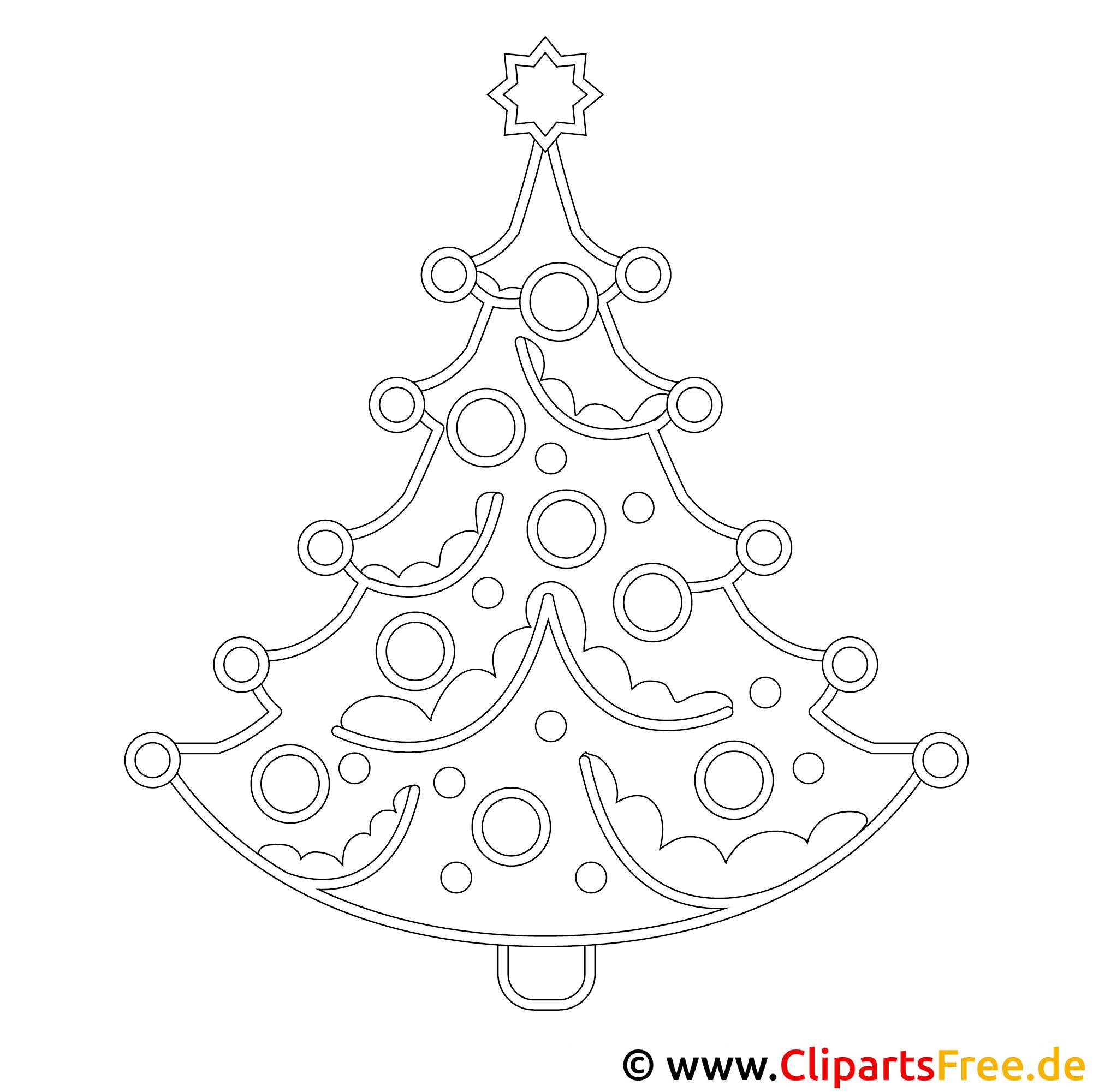 Tannenbaum silvester und neujahr malvorlagen kostenlos - Cliparts weihnachten und neujahr kostenlos ...