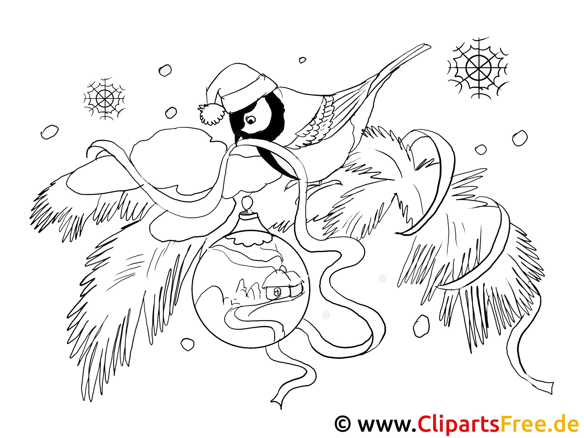 Nett Weihnachtsbilder Zum Ausmalen Fotos - Malvorlagen Von Tieren ...