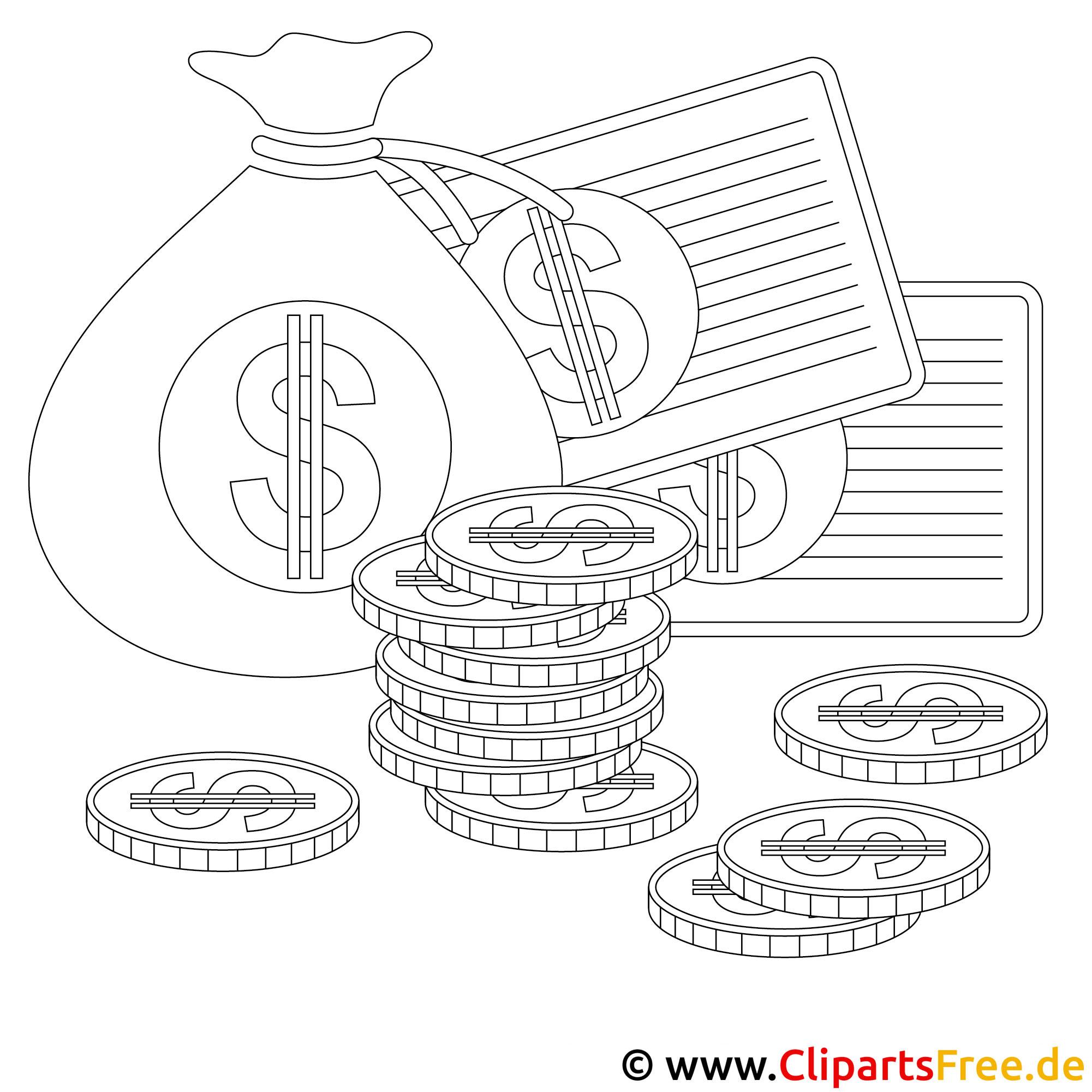 Malvorlagen Kostenlos Geld ~ Die Beste Idee Zum Ausmalen von Seiten