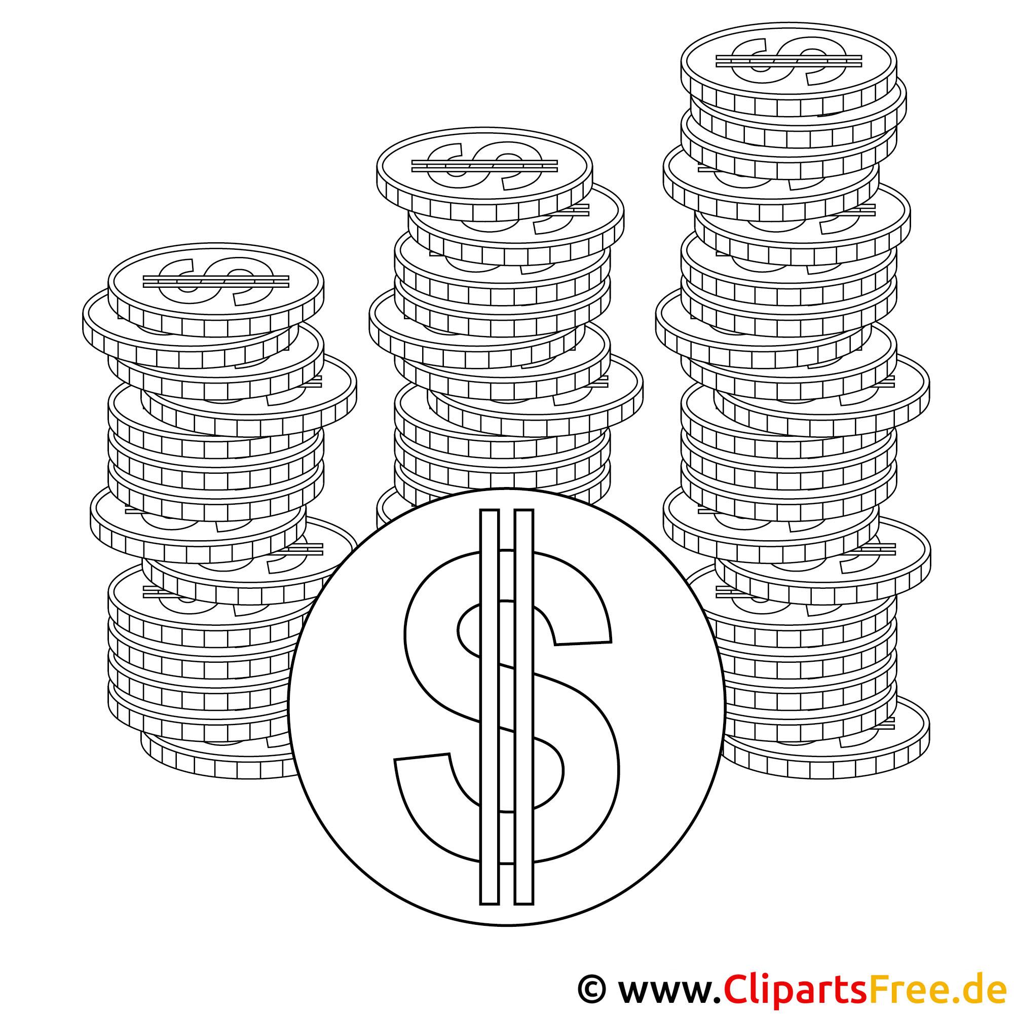 Wirtschaft Bilder zum Ausmalen kostenlos zum Ausdrucken