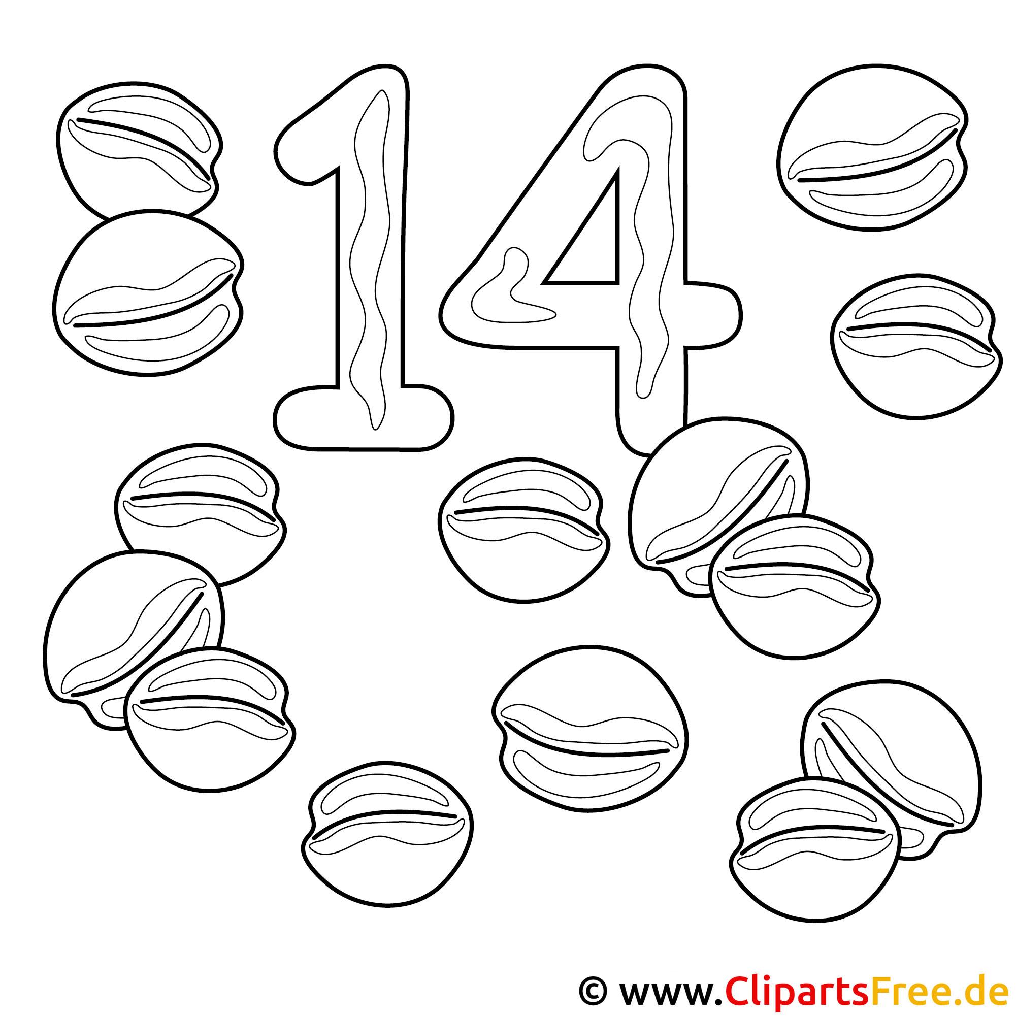 Zahlen Window Color Vorlagen kostenlos zum Ausdrucken