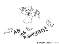 Abitur - Schule Ausmalbilder