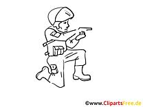 Swat Waffe Maslvorlagen Polizei