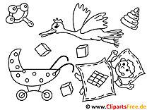 Mal Vorlagen Kinder, Schule, Kindergarten