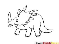 Dino Ausmalbilder Kostenlos Zum Ausdrucken