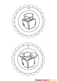 Medaillen Vorlagen