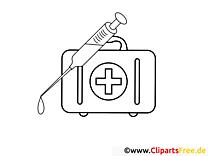 Medizin Malvorlagen gratis